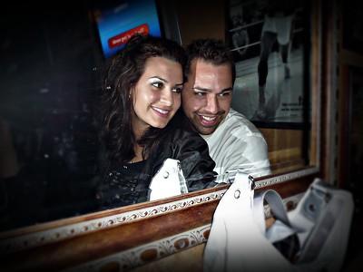 Teresa and Randy