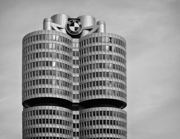 BMW Museum - near Olympiapark