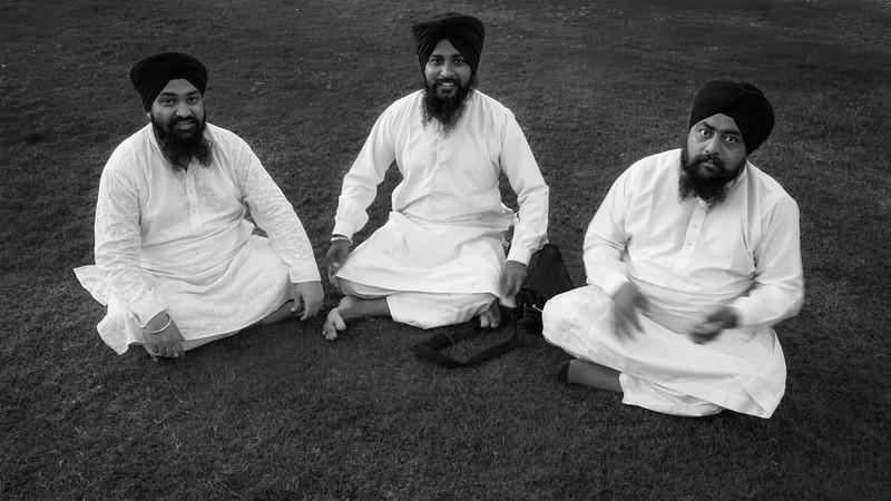 2013 Pic(k) of the week 10: Trio from Delhi in Dubai