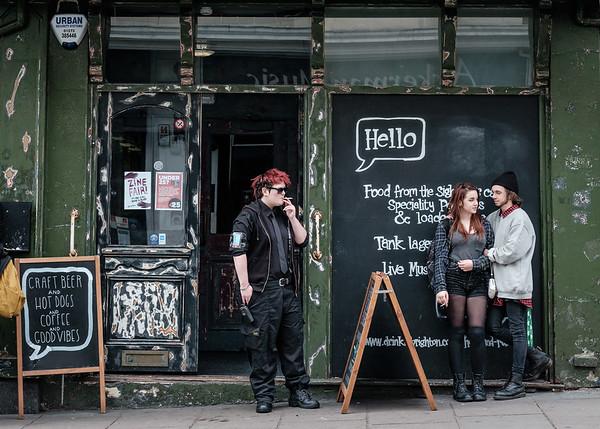 The Hope and Ruin, Brighton