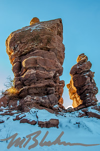 Siamese Twins Rocks from the North