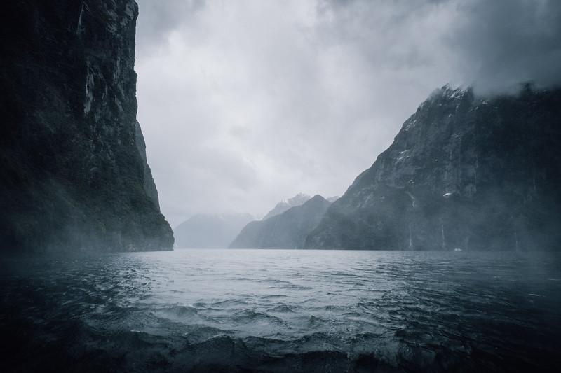 Macabre - Milford Sound