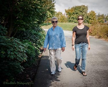 Kellee & Mary MacGregor August 2014