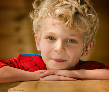 Spiderman Jr.