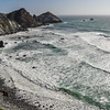 Pacific White Water & California Cliffs