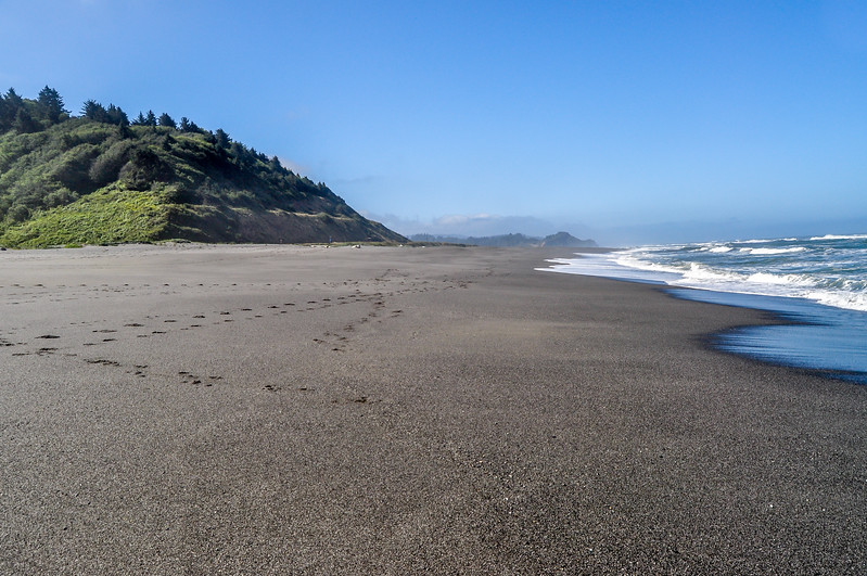 Northern California Wide Beach