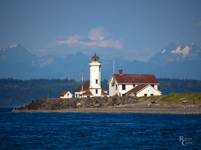 The Lighthouse and the Cascades