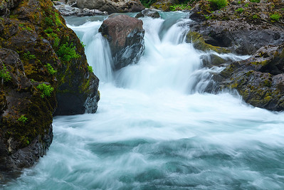 Sol Duc River. Olympic National Park