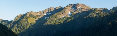Mount Stone Panorama