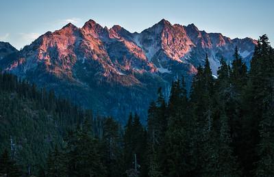 The Far Peaks