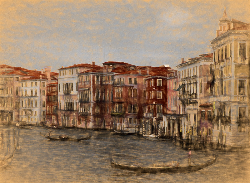 Italy Painterly Images