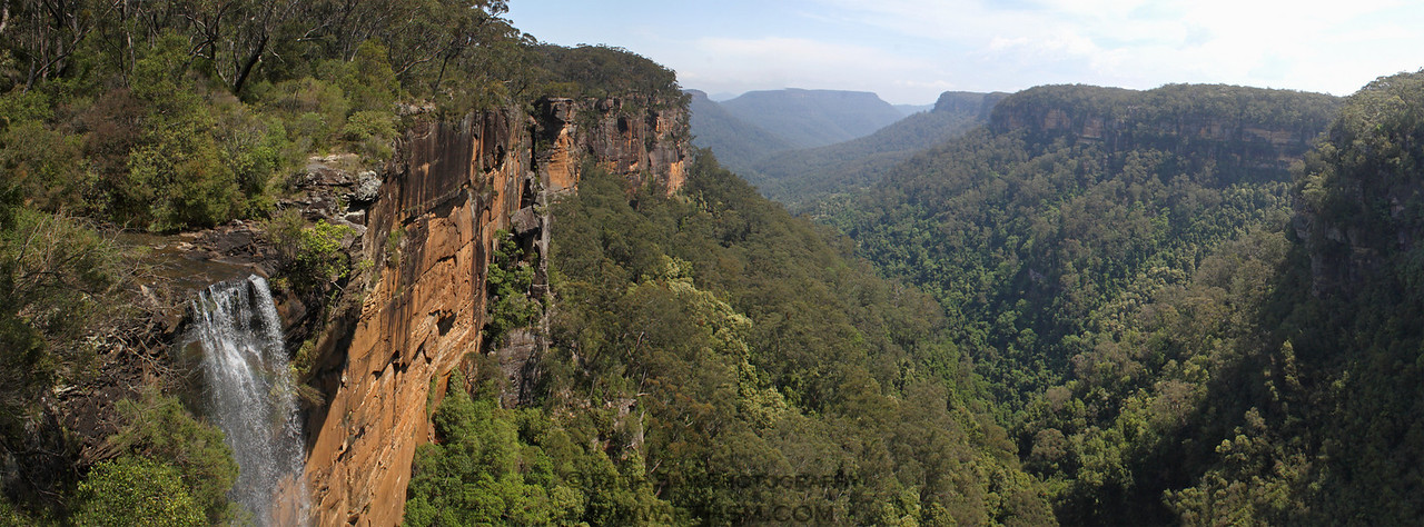 Fitzroy Falls at Kangaroo Valley, NSW
