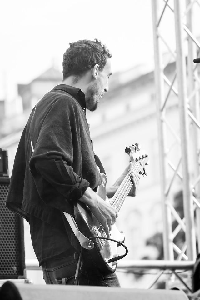 The Florian Horwath Ensemble @ Popfest Wien 2014/07/26