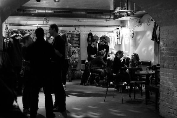 Die Freischwimma Live im Chelsea 2014/01/16