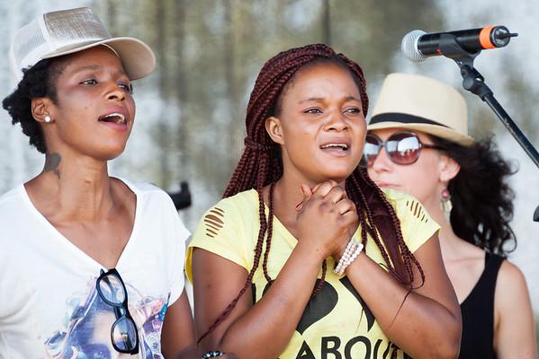 IYASA @ Afrika Tage Wien 2014