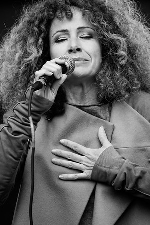 Sandra Pires @ Stadtfest Wien 2014