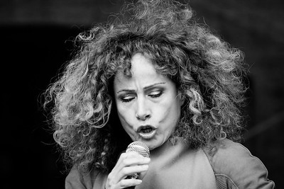 Sandra Pires Stadtfest Wien 2014