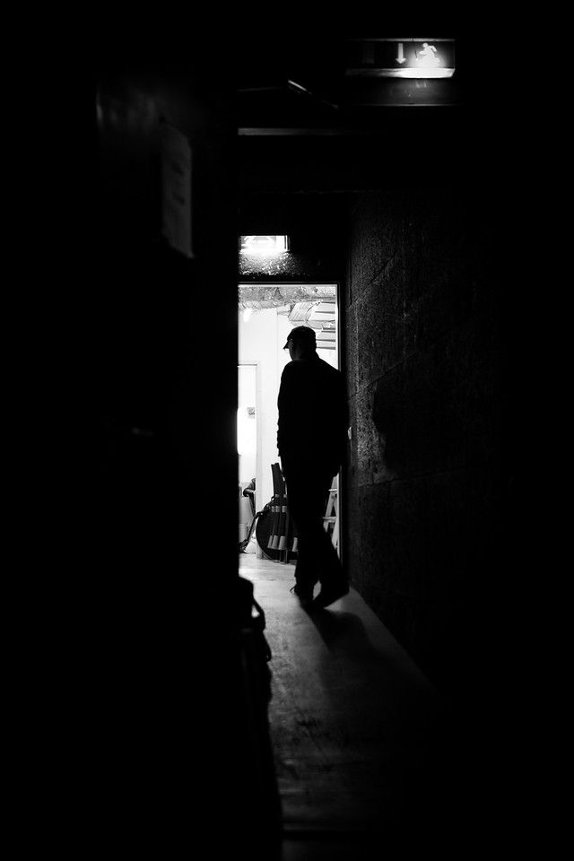 Tiefseetaucher in der Sargfabrik 2014/09/25