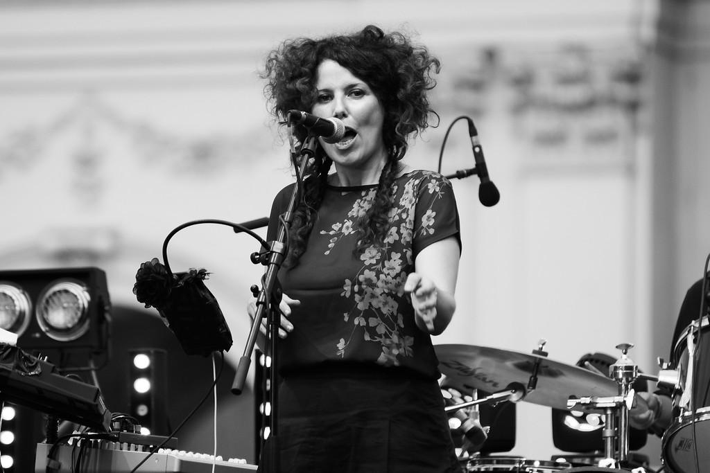 Eloui & Ensemble @ Popfest Wien 2015