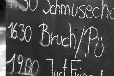 Bruch / Pü @ Reindorfgassenfest 2016/09/10