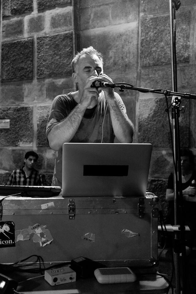 Gürtel Nightwalk 2017 -- Bernhard Fleischmann Band