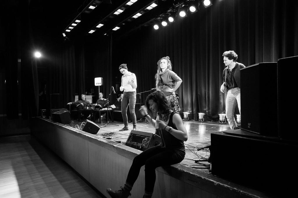 Protestsong Contest 2017 - Vorentscheidung