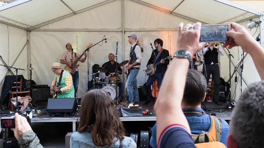 Rewolfinger - Reindorfgassenfest 2017
