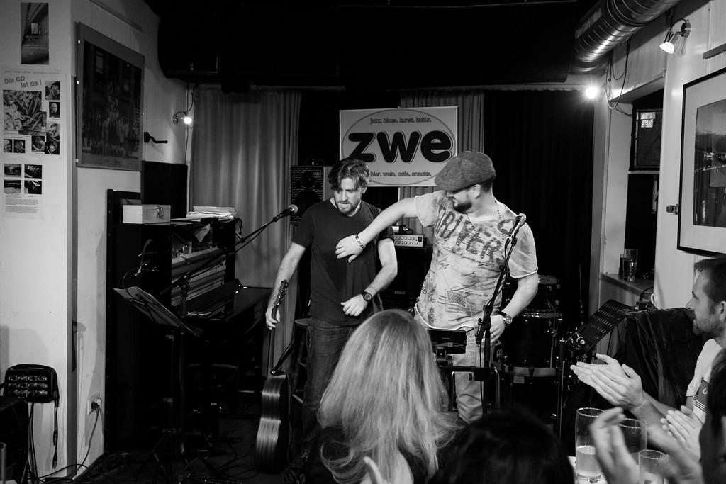 Shake & Bake! @ ZWE 2017/10/14