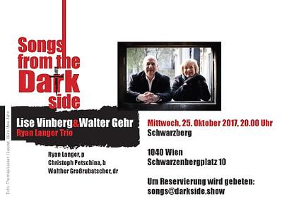 Lise Vinberg & Walter Gehr -- Songs from the Dark Side