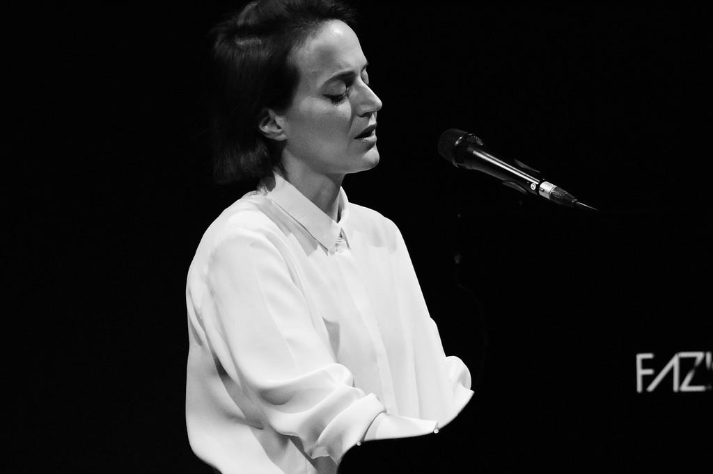 Susana Sawoff  @ Porgy & Bess 2017/01/04