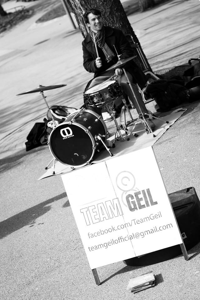 Team Geil @ Karlsplatz 2017/04/21