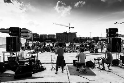 Baulückenkonzert #7: Donauwellenreiter