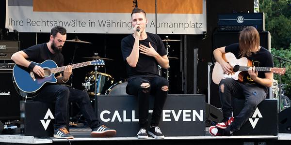 CALL IT EVEN @ Währingerstraßenfest 2018