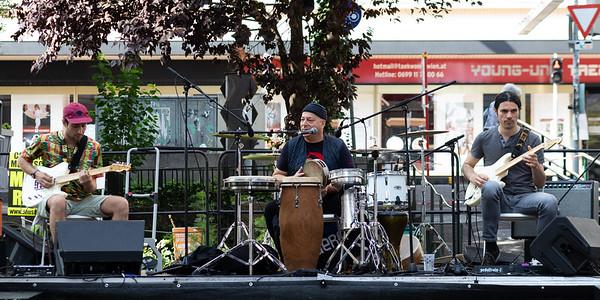 Habib Samandi Trio @ Reindorfgassenfest 2018