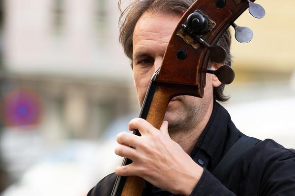 Michaela Rabitsch & Robert Pawlik Trio am Kutschkermarkt 2019/09/26