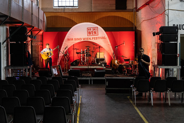 Sterzinger III Extended Wir sind Wien Abschlußkonzert 2019/06/23