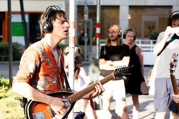 Walking Concert #28: Bernhard Eder