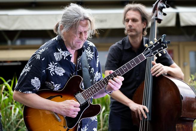 Michaela Rabitsch & Robert Pawlik Quartet 2020/07/02