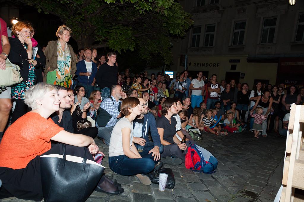 Straßenfestival Reindorfgasse 2014