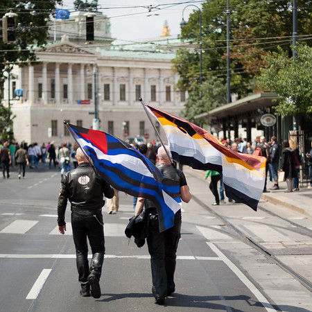 Regenbogenparade 2015