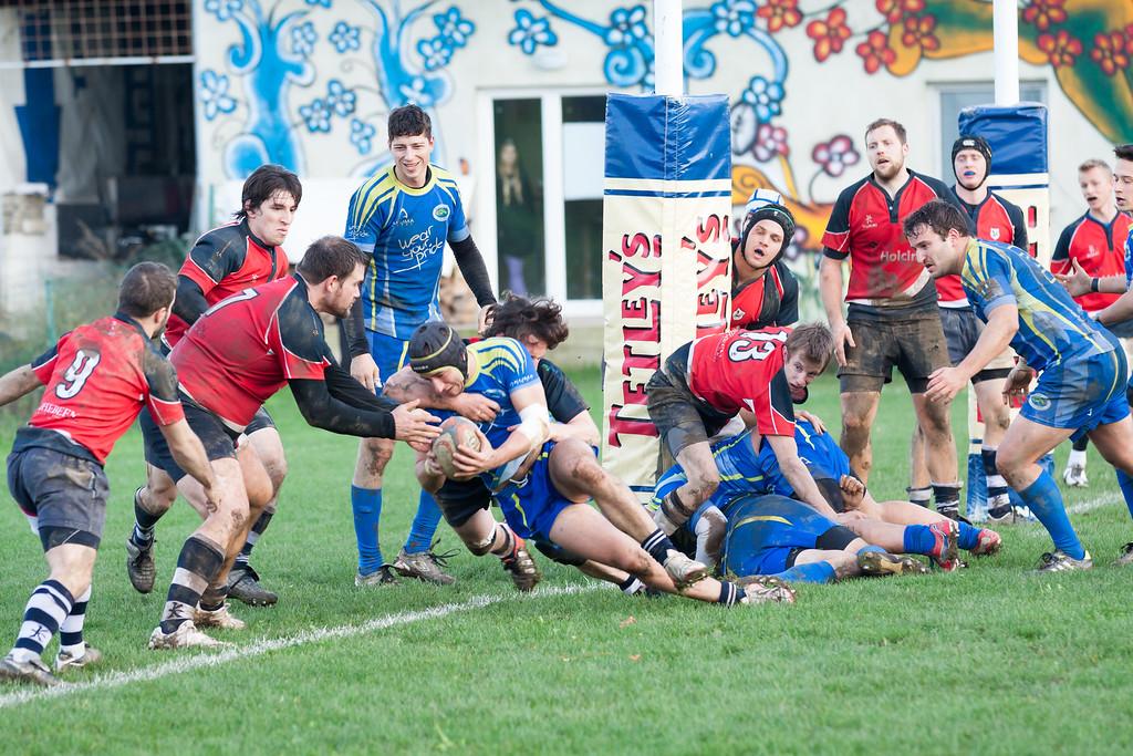 RK Ljublana vs. Stade Viennois 2013/11/16