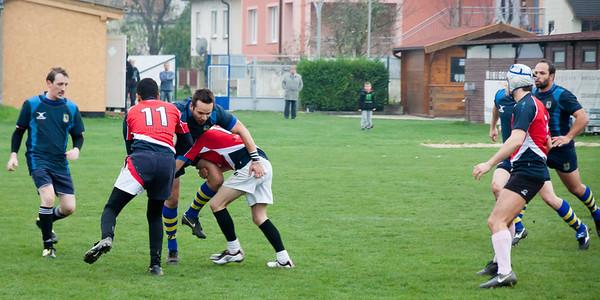 Stade Viennois vs Petrovice Praha 2013/11/02