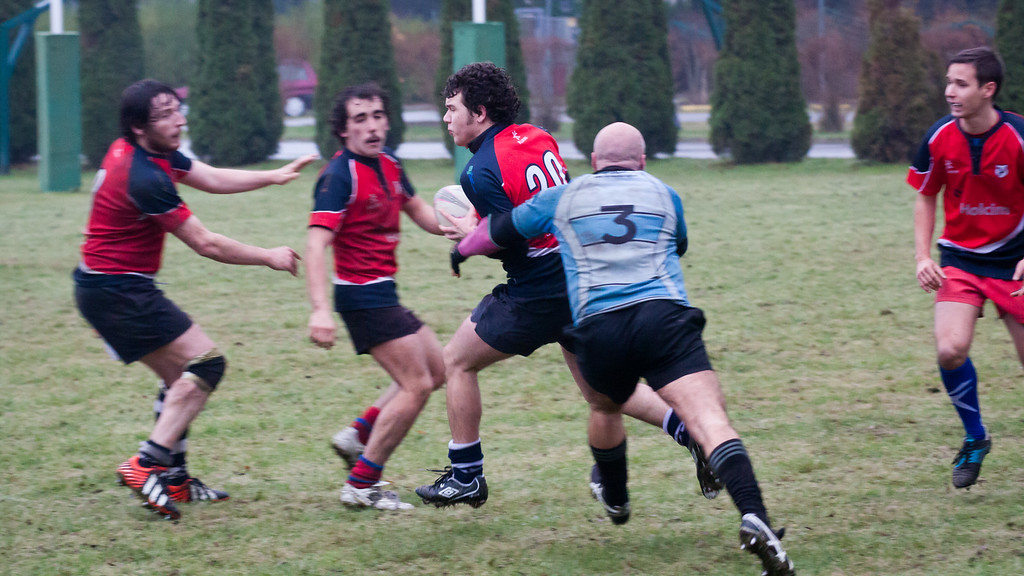 RC Stade B vs Celtic RFC B 2014/11/29