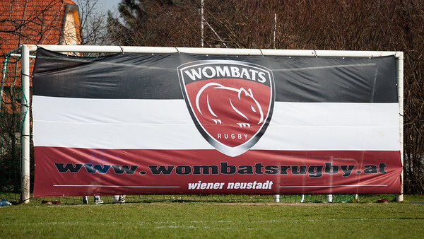 Wombats RC vs. RC Stade Viennois 2014/03/08