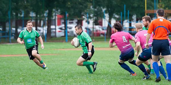 RK Olimpija vs RC Stade 20150926