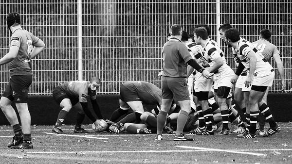 Stade vs Donau 2015/10/31