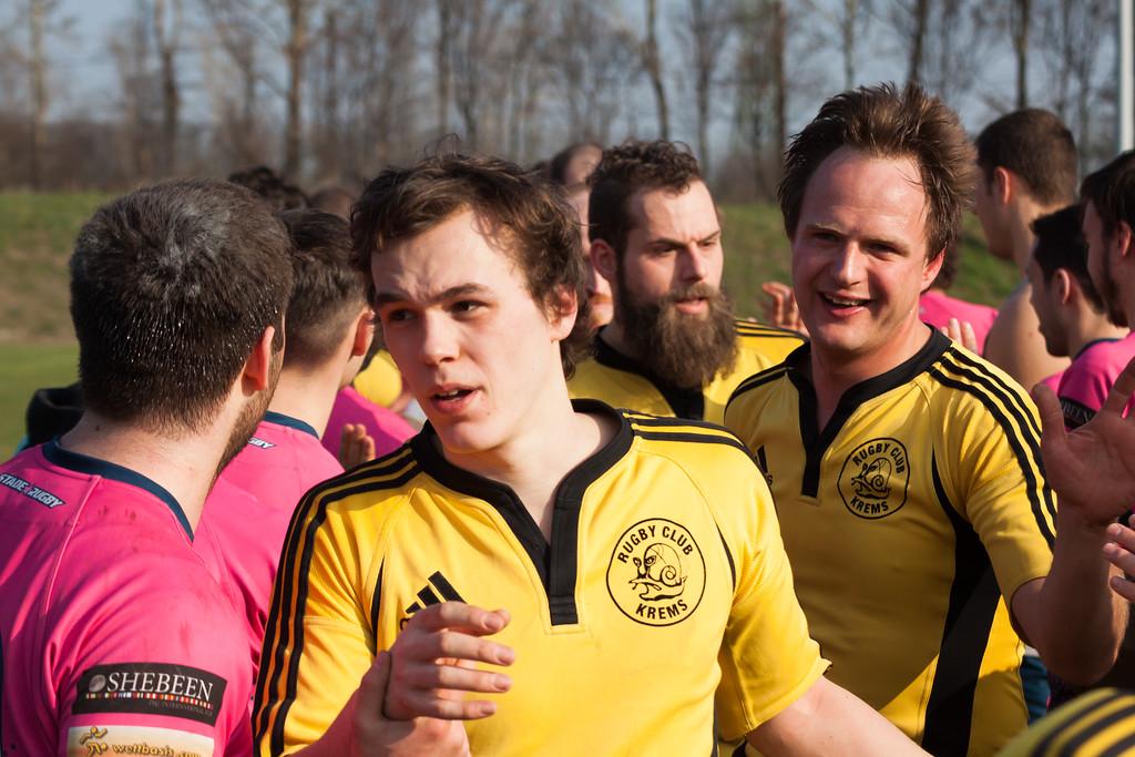 RC Stade vs RU Krems 2016/03/20