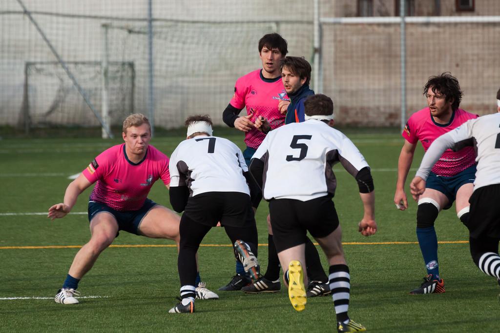 RC Tigers vs RC Stade 2016/02/27