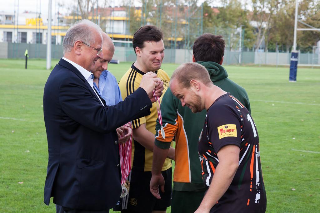 Österreichisches Rugby 7s Staatsmeisterschaftsfinale 2016