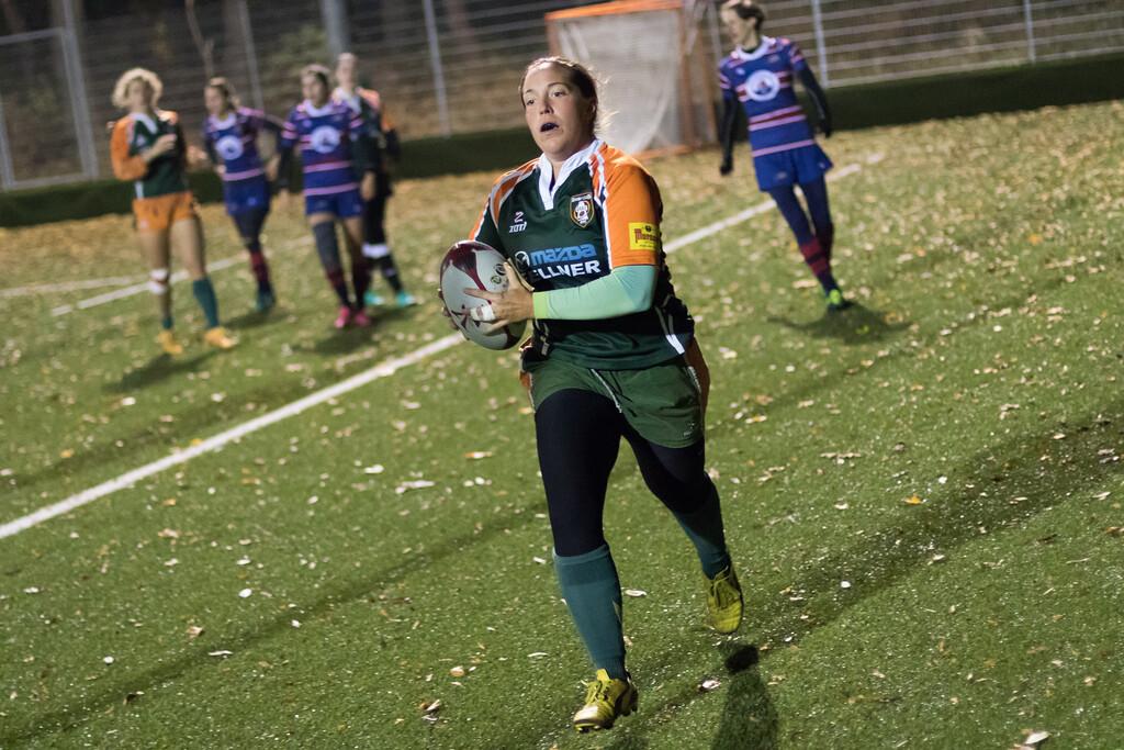 Rugby 7's Bundesliga Turnier 2016/11/06